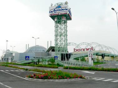 """Centro commerciale """"Le Accaierie"""" – Cortenuova (BG)"""